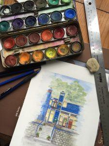 studio-houseportrait